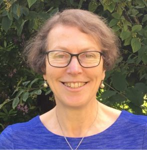 Revd Dr Sally Nash